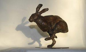 Ma dernière Sculpture en bronze numérotée