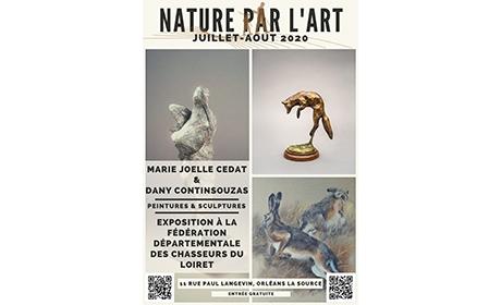 Nature par l'art – Exposition à la Fédération des Chasseurs du Loiret