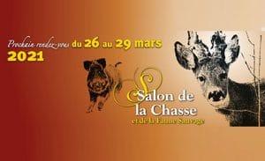 Salon de la Chasse et de la Faune Sauvage – Reporté du 26 au 29 mars 2021